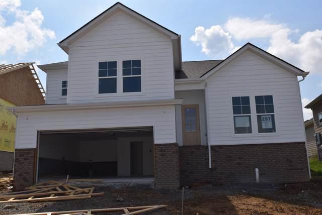 1317 Duns Lane #295, Nolensville, TN 37135 (MLS #RTC2067555) :: RE/MAX Homes And Estates