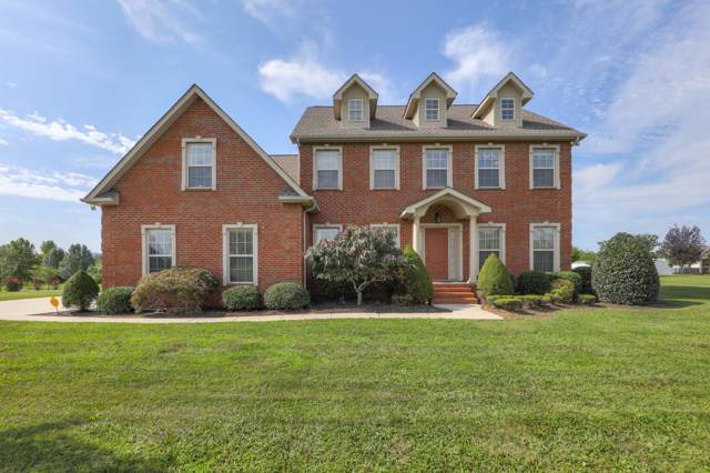 116 North Point Circle, Shelbyville, TN 37160 (MLS #RTC2067663) :: REMAX Elite