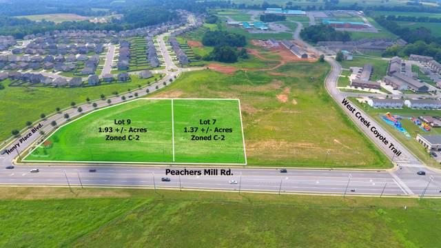 7 Peachers Mill Rd, Clarksville, TN 37042 (MLS #RTC2067677) :: FYKES Realty Group