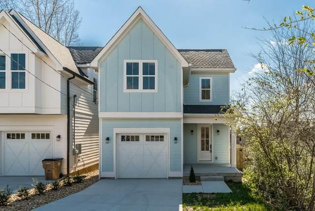 423 Saint Francis Ave, Nashville, TN 37205 (MLS #RTC2067770) :: Village Real Estate