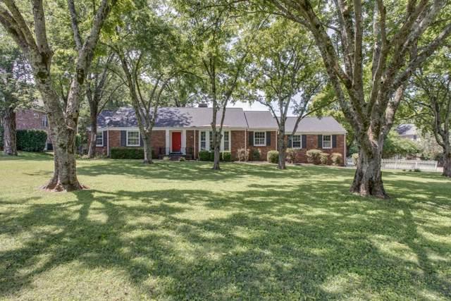 4301 Lindawood Drive, Nashville, TN 37215 (MLS #RTC2067789) :: RE/MAX Choice Properties