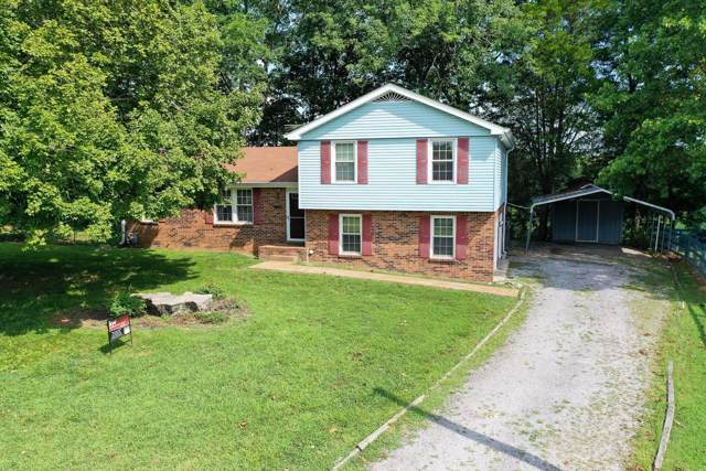 1050 Cragfront Est Loop, Gallatin, TN 37066 (MLS #RTC2067805) :: Ashley Claire Real Estate - Benchmark Realty