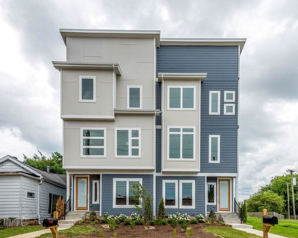 609 21St Ave N, Nashville, TN 37203 (MLS #RTC2067873) :: Ashley Claire Real Estate - Benchmark Realty