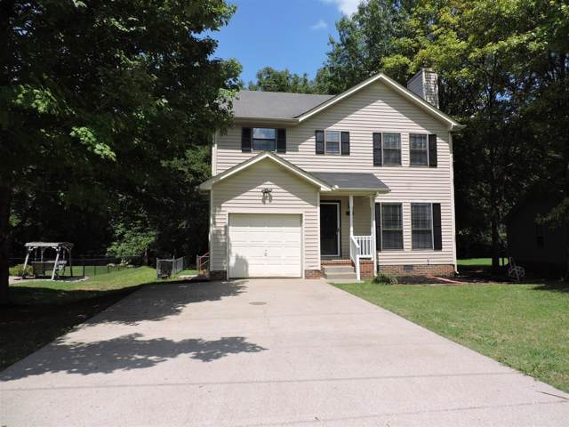 1222 Marymont Dr, Murfreesboro, TN 37129 (MLS #RTC2067934) :: Village Real Estate