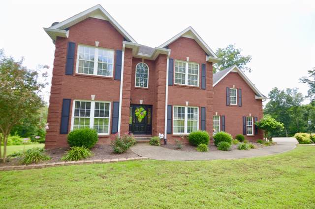 1550 Haynes Rd, Woodlawn, TN 37191 (MLS #RTC2067940) :: DeSelms Real Estate