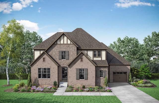 124 Asher Downs Circle #6, Nolensville, TN 37135 (MLS #RTC2067980) :: Village Real Estate