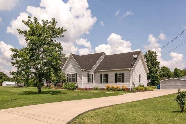 102 Copeland Dr, Mount Pleasant, TN 38474 (MLS #RTC2068088) :: Village Real Estate