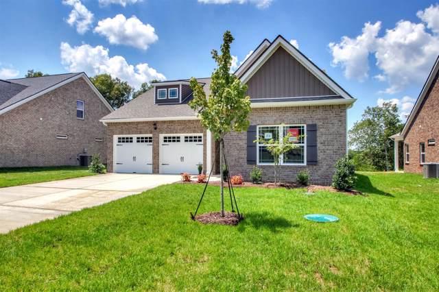 549 Oakvale Lane- 164, Mount Juliet, TN 37122 (MLS #RTC2068112) :: HALO Realty