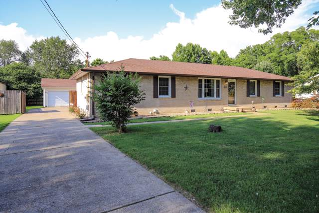 110 Oakdale Dr, White House, TN 37188 (MLS #RTC2068174) :: Village Real Estate