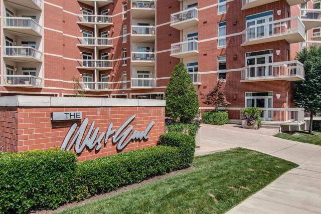 110 31st Avenue N #508, Nashville, TN 37203 (MLS #RTC2068207) :: Exit Realty Music City