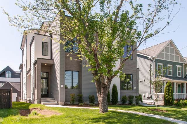 1429 14th Avenue South, Nashville, TN 37212 (MLS #RTC2068267) :: Ashley Claire Real Estate - Benchmark Realty