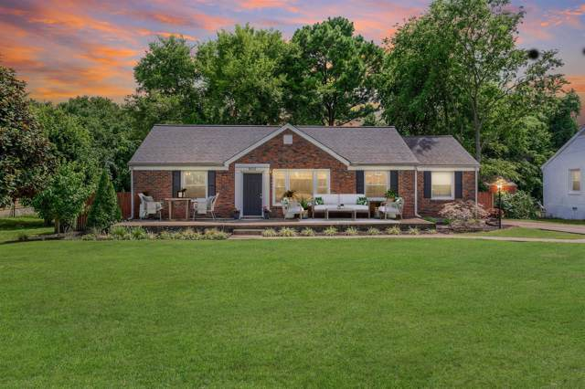 900 Crescent Hill Rd, Nashville, TN 37206 (MLS #RTC2068279) :: REMAX Elite