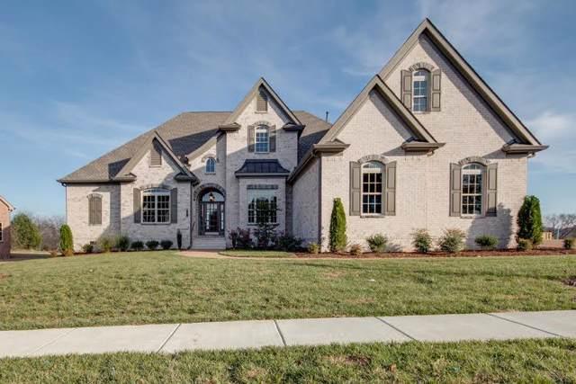 2464 Santa Barbara Lane Lot 208, Franklin, TN 37069 (MLS #RTC2068297) :: Village Real Estate