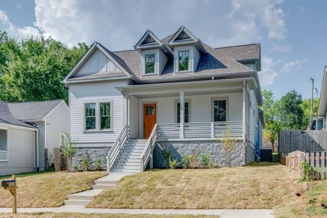 1805 Eastside Ave, Nashville, TN 37206 (MLS #RTC2068347) :: Village Real Estate