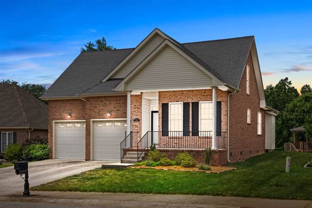 723 Courtland Ave, Clarksville, TN 37043 (MLS #RTC2068416) :: CityLiving Group
