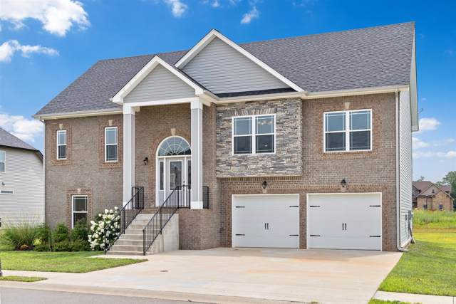 1229 Fallon Dr, Clarksville, TN 37043 (MLS #RTC2068421) :: REMAX Elite