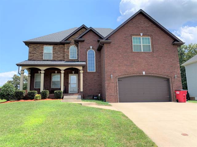 3173 Timberdale Dr, Clarksville, TN 37042 (MLS #RTC2068486) :: Berkshire Hathaway HomeServices Woodmont Realty