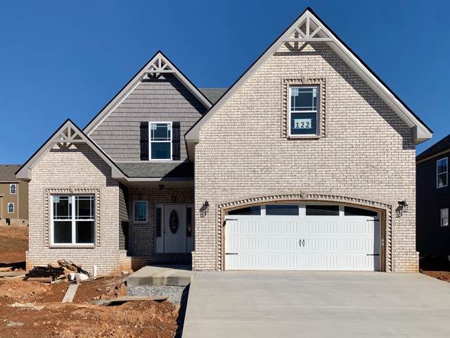122 Locust Run, Clarksville, TN 37043 (MLS #RTC2068497) :: REMAX Elite