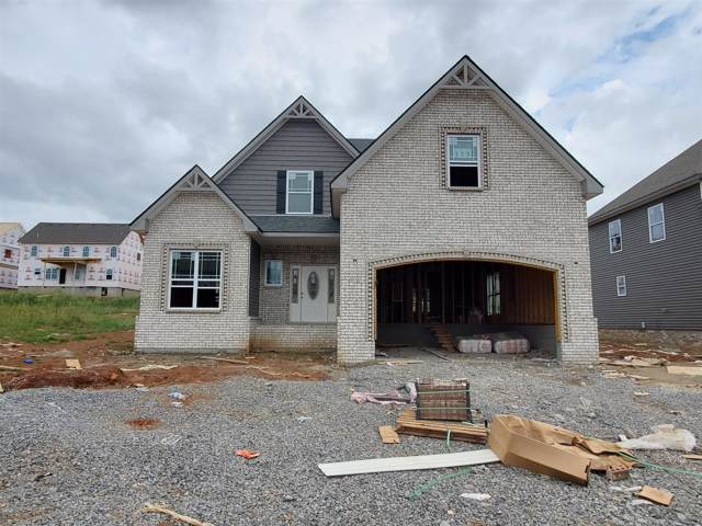 122 Locust Run, Clarksville, TN 37043 (MLS #RTC2068497) :: Hannah Price Team