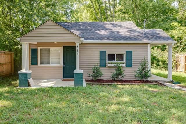 4013 Fairview Dr, Nashville, TN 37218 (MLS #RTC2068544) :: Village Real Estate