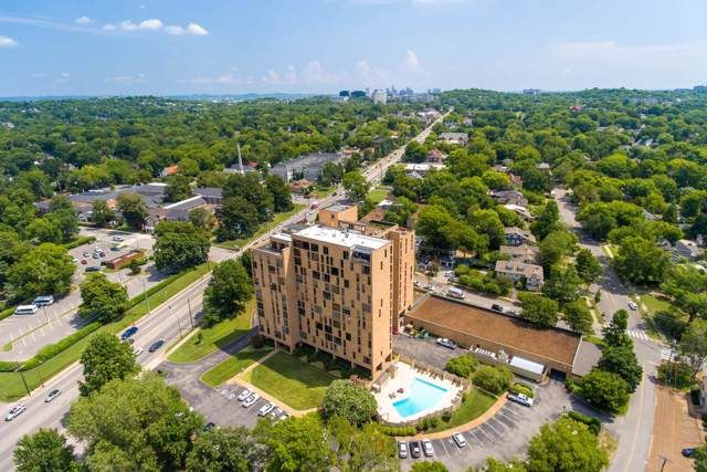 3901 West End Avenue 1102 #1102, Nashville, TN 37205 (MLS #RTC2068548) :: Maples Realty and Auction Co.