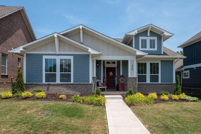 325 Tanglewood Ln, Hendersonville, TN 37075 (MLS #RTC2068608) :: John Jones Real Estate LLC