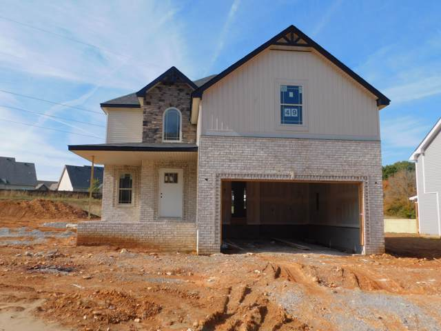 49 Bentley Meadows, Clarksville, TN 37043 (MLS #RTC2068899) :: RE/MAX Homes And Estates