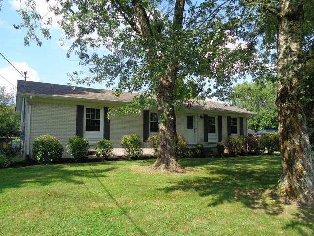 106 King Ave, Summertown, TN 38483 (MLS #RTC2068934) :: REMAX Elite