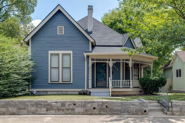 211 S 13Th St, Nashville, TN 37206 (MLS #RTC2069003) :: Maples Realty and Auction Co.