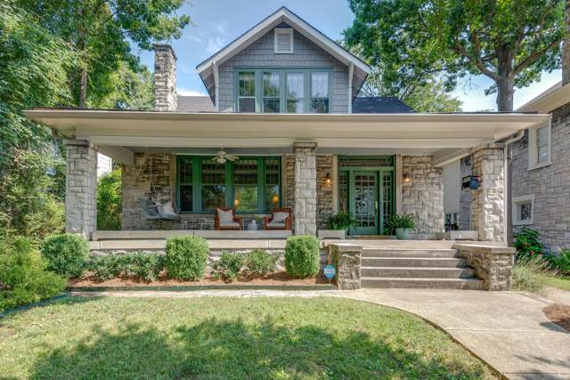 1706 Sweetbriar Ave, Nashville, TN 37212 (MLS #RTC2069079) :: Ashley Claire Real Estate - Benchmark Realty