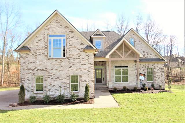 312 Buckeye Place #52-C, Lebanon, TN 37087 (MLS #RTC2069191) :: Nashville on the Move
