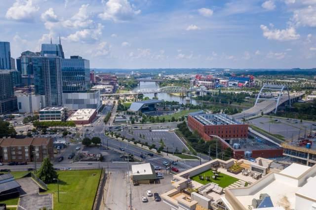 20 Rutledge St #509, Nashville, TN 37210 (MLS #RTC2069232) :: Keller Williams Realty