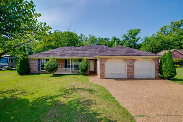 1019 Victoria Lane W., Hendersonville, TN 37075 (MLS #RTC2069436) :: RE/MAX Homes And Estates