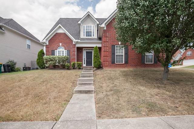 2019 Fiona Way, Spring Hill, TN 37174 (MLS #RTC2069442) :: Village Real Estate