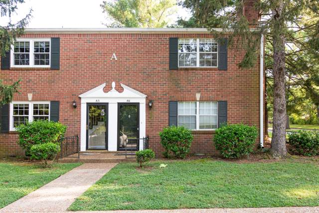 601 Boyd Mill Ave Unit A6, Franklin, TN 37064 (MLS #RTC2069488) :: Berkshire Hathaway HomeServices Woodmont Realty