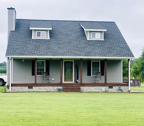 1125 Old Blue Springs Rd, Smithville, TN 37166 (MLS #RTC2069603) :: Village Real Estate