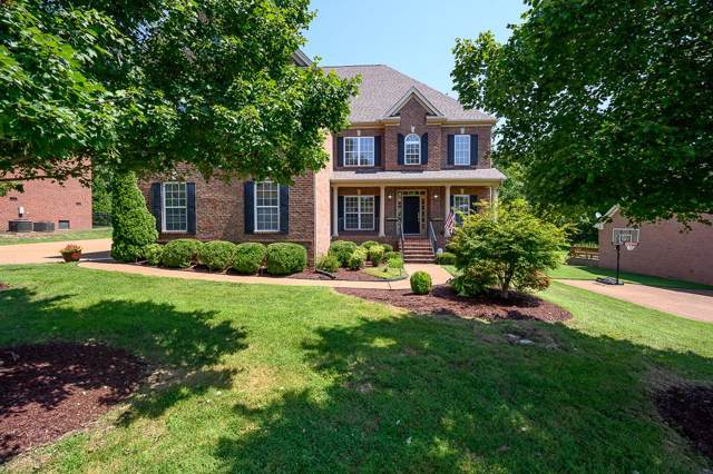 2016 Willowmet Ln, Brentwood, TN 37027 (MLS #RTC2069608) :: Berkshire Hathaway HomeServices Woodmont Realty