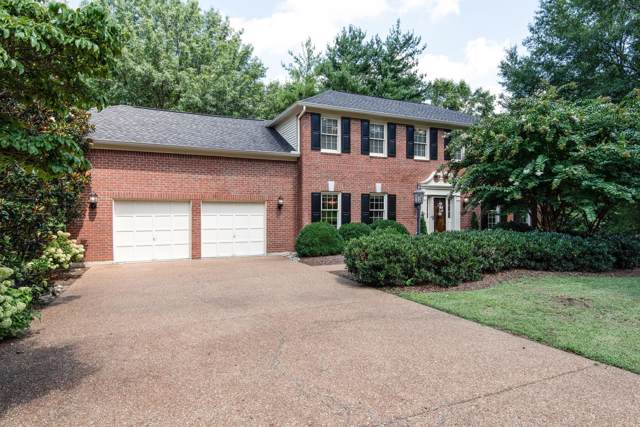 708 Highland View Pl, Brentwood, TN 37027 (MLS #RTC2069621) :: Katie Morrell / VILLAGE