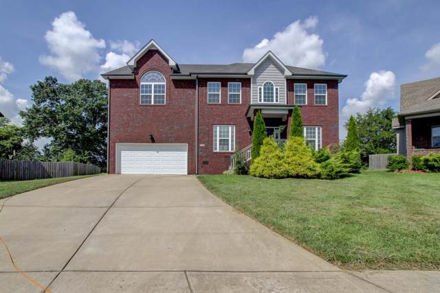 3288 Wiser Dr, Clarksville, TN 37042 (MLS #RTC2069712) :: Cory Real Estate Services