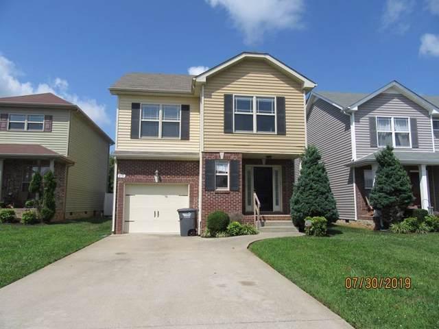 3791 Harvest Rdg, Clarksville, TN 37040 (MLS #RTC2069793) :: Team Wilson Real Estate Partners