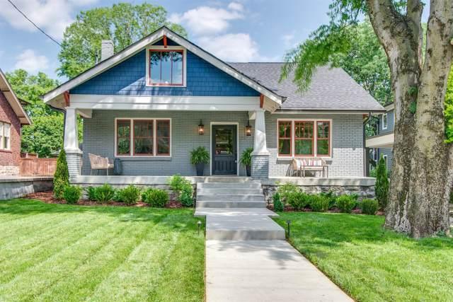 2510 Belmont Boulevard, Nashville, TN 37212 (MLS #RTC2069821) :: Ashley Claire Real Estate - Benchmark Realty