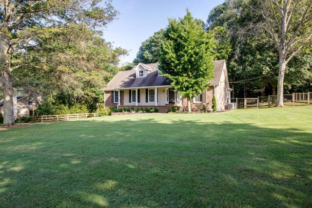 1005 Woodside Dr, Brentwood, TN 37027 (MLS #RTC2069844) :: Village Real Estate