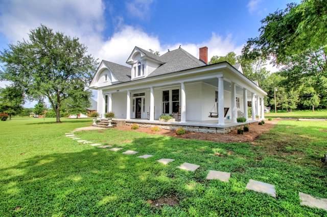 3595 Old Rome Pike, Lebanon, TN 37087 (MLS #RTC2069874) :: Village Real Estate