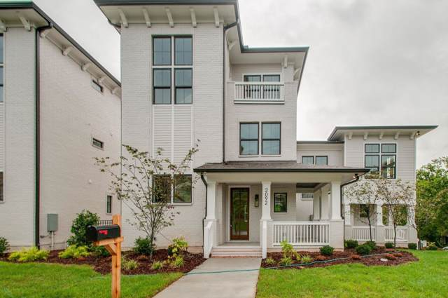 2092 12Th Ave S, Nashville, TN 37204 (MLS #RTC2069911) :: Ashley Claire Real Estate - Benchmark Realty