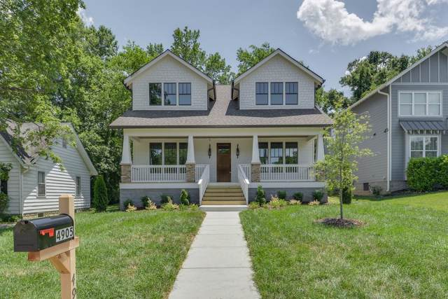 144 39th Ave N, Nashville, TN 37209 (MLS #RTC2069913) :: Ashley Claire Real Estate - Benchmark Realty