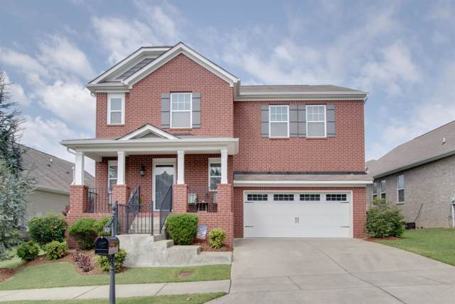 1628 Stonewater Dr, Hermitage, TN 37076 (MLS #RTC2069933) :: The Miles Team | Compass Tennesee, LLC