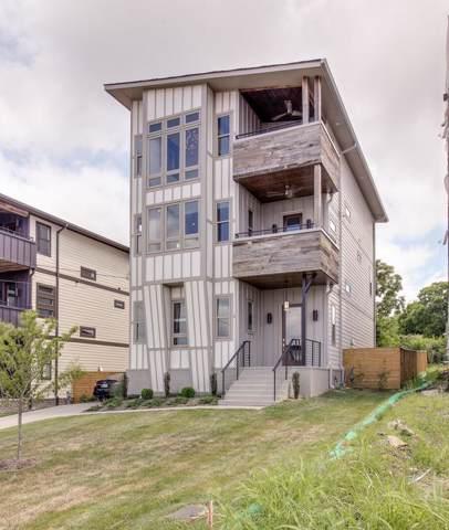 127 Fern, Nashville, TN 37207 (MLS #RTC2070005) :: Village Real Estate