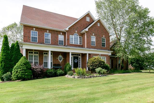 4126 Chancellor Dr, Thompsons Station, TN 37179 (MLS #RTC2070220) :: Keller Williams Realty