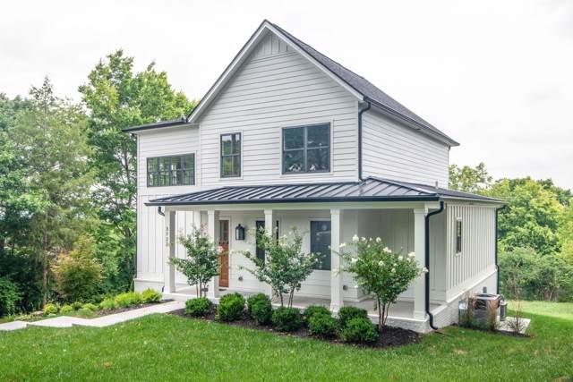 3722 Nevada Ave, Nashville, TN 37209 (MLS #RTC2070258) :: Clarksville Real Estate Inc