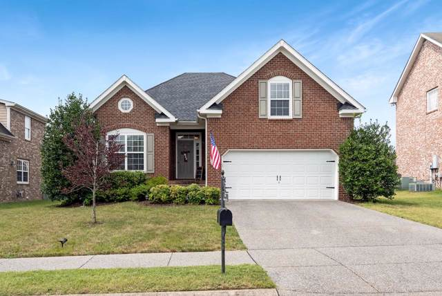 3028 Sommette Dr, Spring Hill, TN 37174 (MLS #RTC2070288) :: REMAX Elite